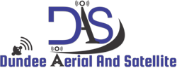 Dundee Aerial and Satellite Logo