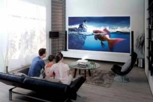surround sound and home cinema installation